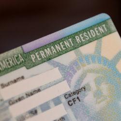 obtaining a green card freedom federal