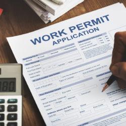 work permit immigration freedom federal bonding agency
