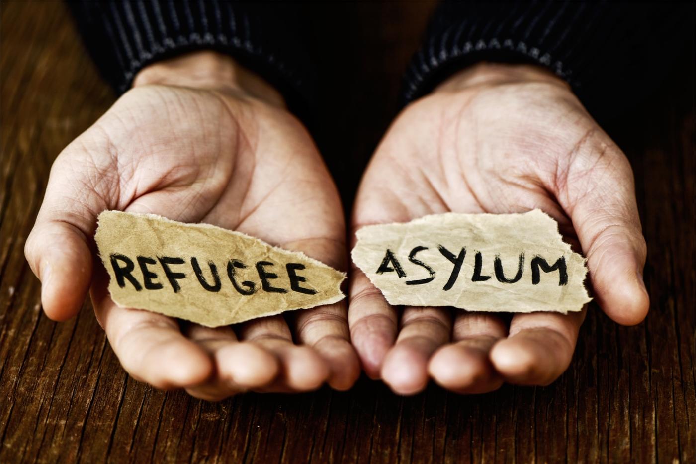 Asylum Limitations Freedom
